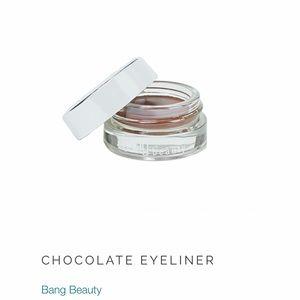 NEW bang beauty chocolate gel eyeliner